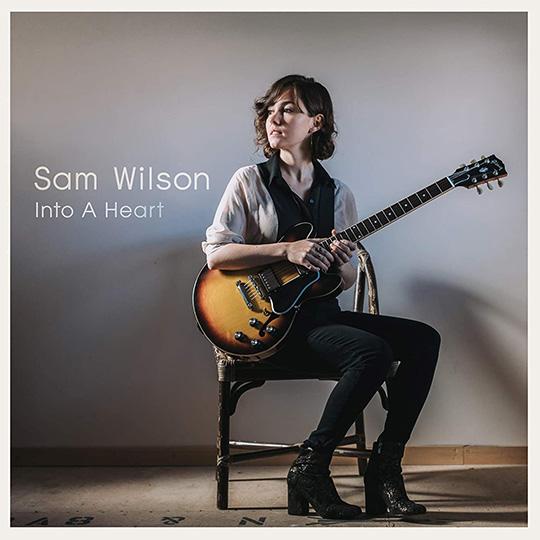 カナダ出身、ジャズ・ギターの若きミューズSam Wilsonのオンライン・ショーケース・イヴェント開催決定!!